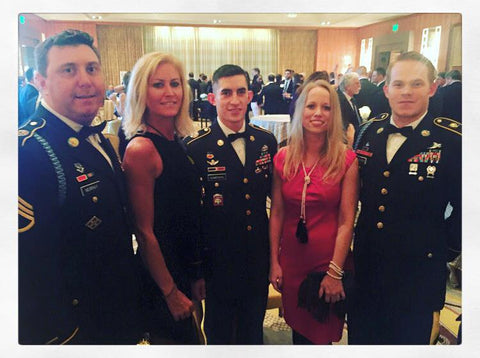 O.H.M. Jewelry Founder Heather Matjasic at Veterans Legal Services Event at the Mandarin Hotel in Boston Honoring Boston Celtics Co-Owner Steve Pagliuca