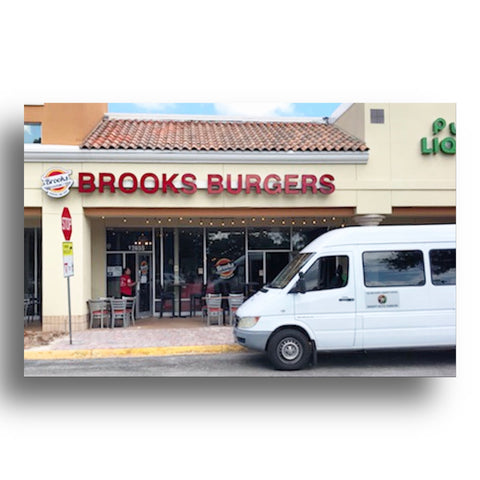 Heather Matjasic OHM Jewelry Shop CCSO Brooks Burgers 21 Spices Kareems Lebanese Kitchen Naples Immokalee Florida