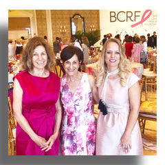 Breast Cancer Research Foundation Judy Lauder Estee Lauder Leonard Lauder Myra Biblowit Heather Matjasic OHM Jewelry shop Hot Pink Luncheon West Palm Beach Florida 2019 The Breakers
