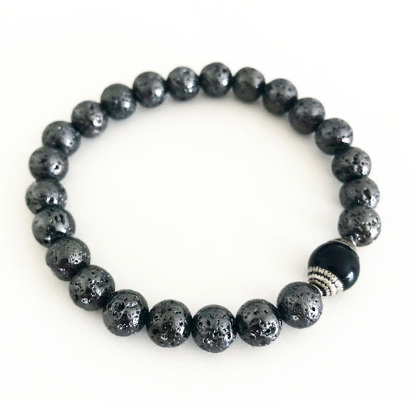 heather matjasic ohm jewelry shop lava rock tibetan onyx mens bracelets naples florida