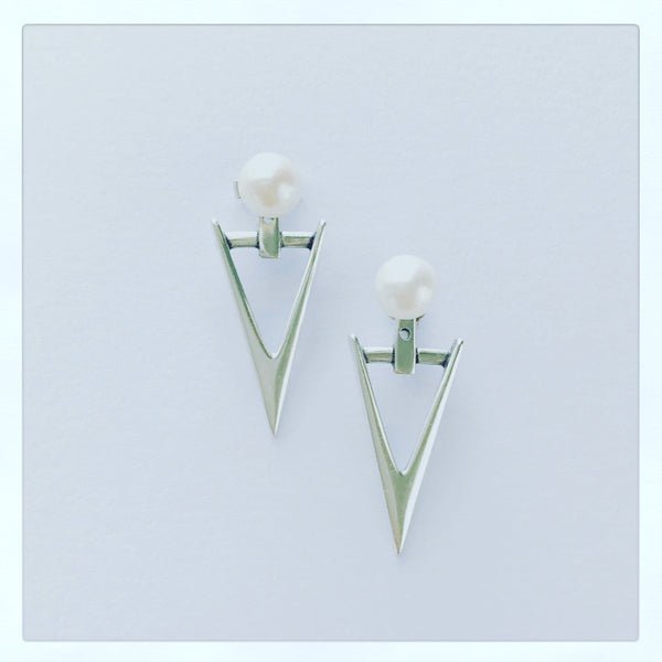 Heather Matjasic OHM Jewelry Shop Sterling Silver Earring Backs