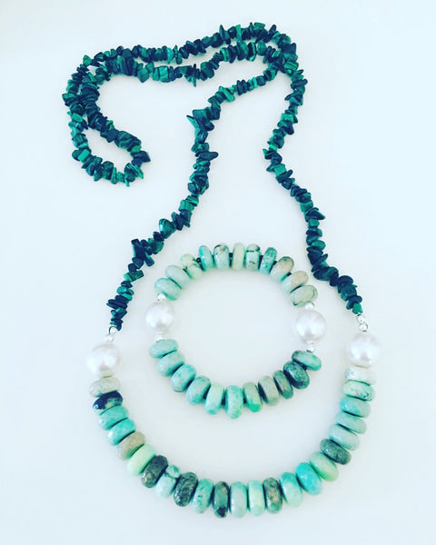green opal malachite heather matjasic ohm jewelry shop necklace