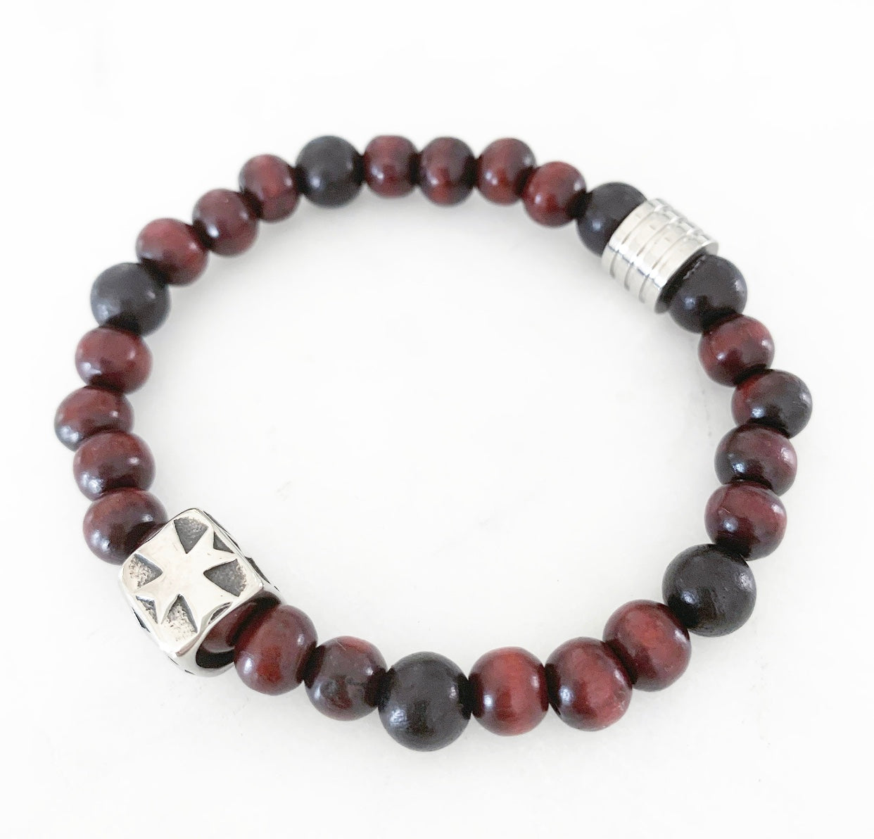 heather matjasic ohm jewelry shop mens bracelet sandalwood steel mens jewelry florida