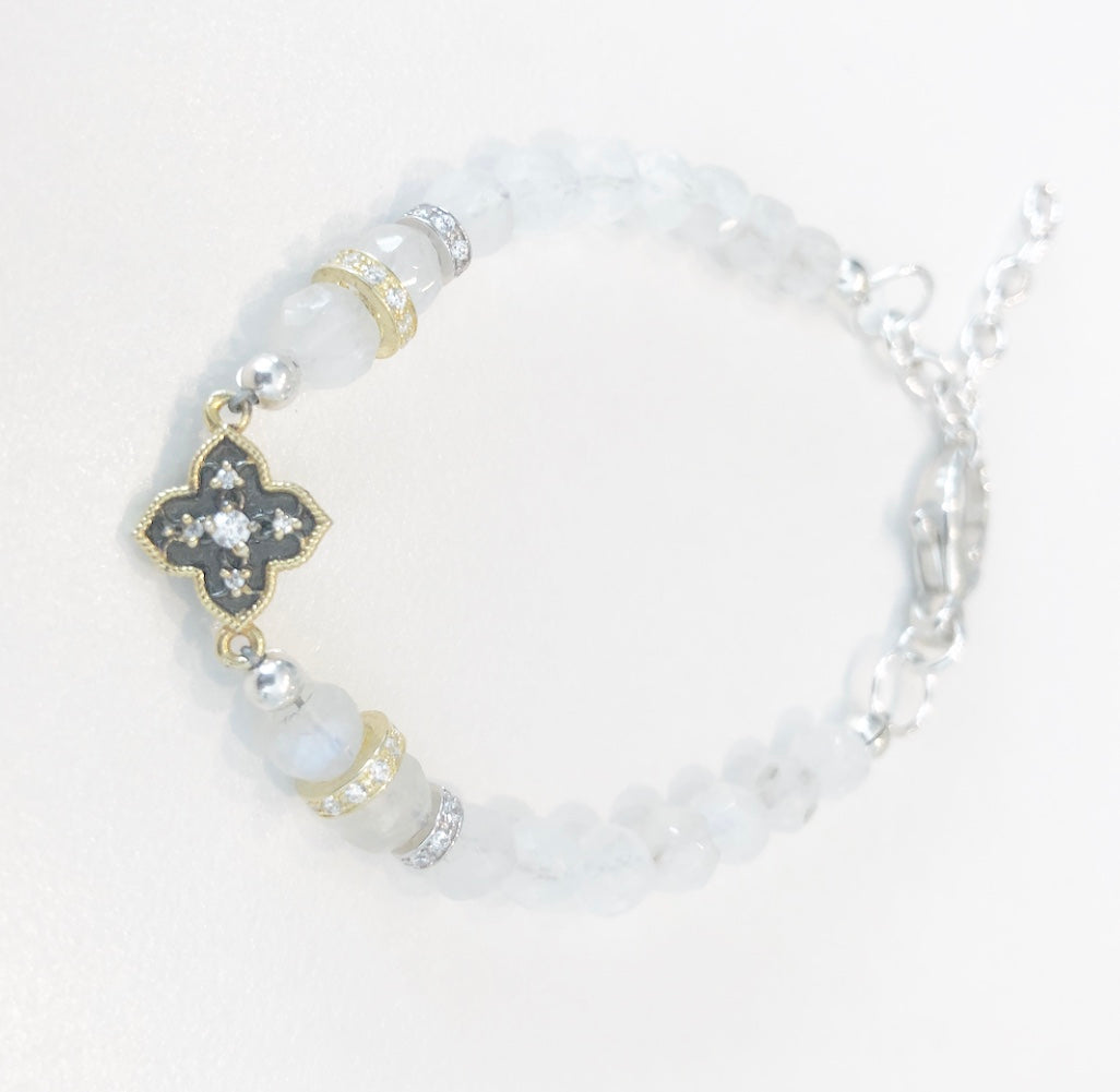 heather matjasic ohm jewelry shop moonstone gold sterling silver bracelet india naples florida