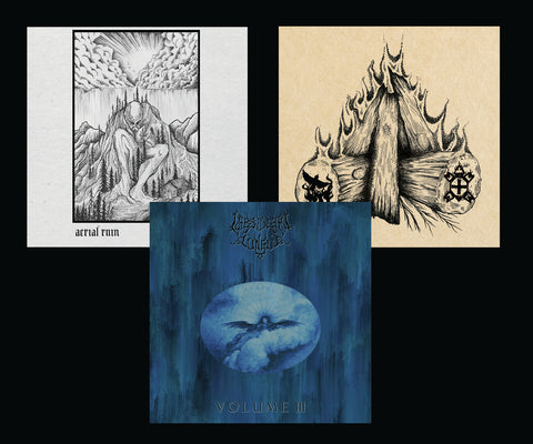 Announcing pre-orders for Obsidian Tongue/Panopticon/Aerial Ruin/Nechochwen!