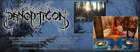 Panopticon - Roads to the North Pre-Orders are live!!