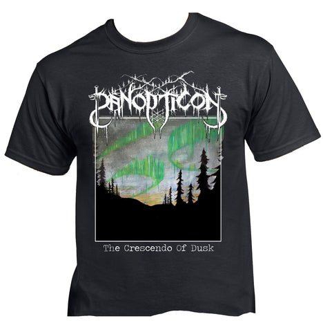 Panopticon - The Crescendo of Dusk Shirt (Pre-Order)