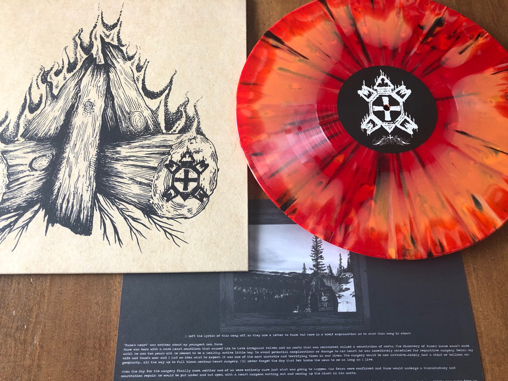 Nechochwen/Panopticon - Split LP