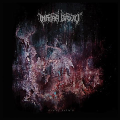 Infera Bruo (US) - In Conjuration Digipak CD