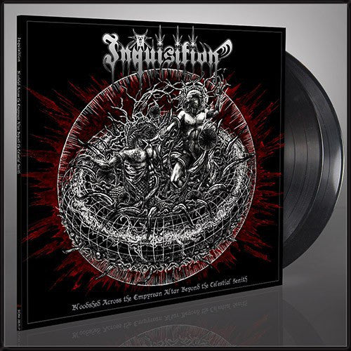 Inquisition (US) - Bloodshed Across the Empyrean... (Black)