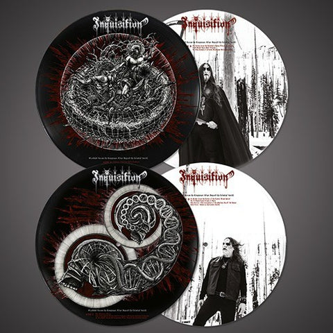 Inquisition (US) - Bloodshed Across the Empyrean... 2LP Picture Disc