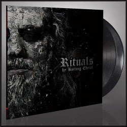 Rotting Christ (GRE) - Rituals 2LP (Clear Vinyl)