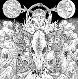 Ascended (Fin)/Helcaraxe (US) - Split 7""
