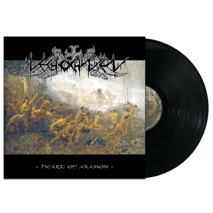 Nechochwen - Heart of Akamon LP Black