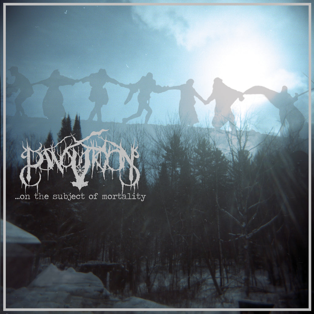 Panopticon - On The Subject of Mortality LP