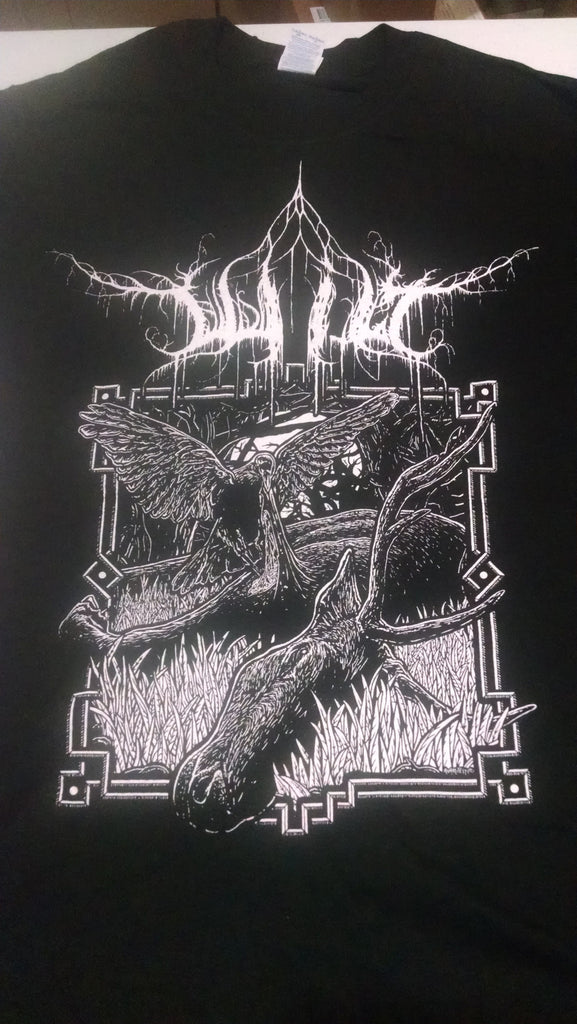 Wilt - Vulture and Elk Design (Shirt)