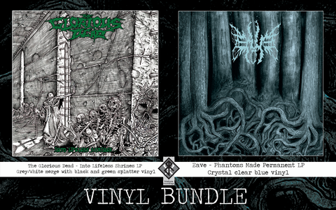 The Glorious Dead/Eave - LP Bundle (Pre-Order)