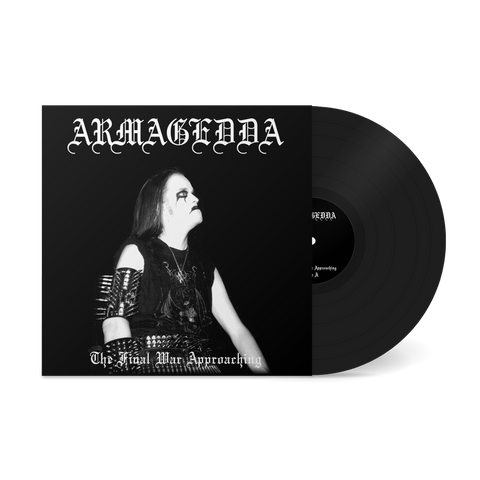 Armagedda (Swe) - The Final War Approaching LP