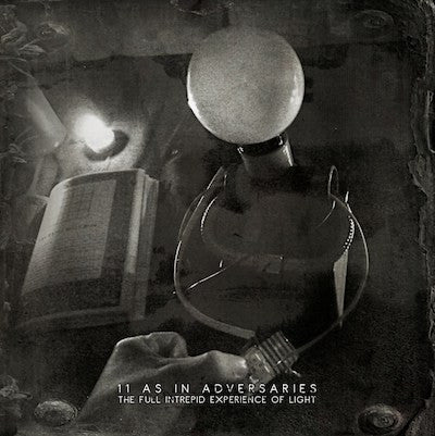 11 As in Adversaries (Fra) - The Full Intrepid Experience of Light CD