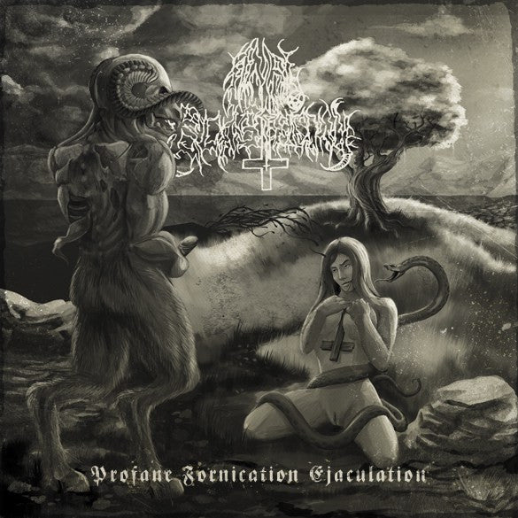Anal Blasphemy (Fin) - Profane Fornication Ejaculation CD
