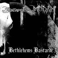Ataraxie (Fra)/Imindain (UK) - Bethlehems Bastarde Split CD