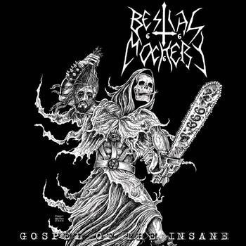 Bestial Mockery (Swe) - Gospel of the Insane CD