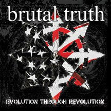 Brutal Truth (US) - Evolution Through Revolution CD