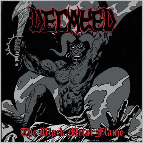 Decayed (Port) - The Black Metal Flame CD