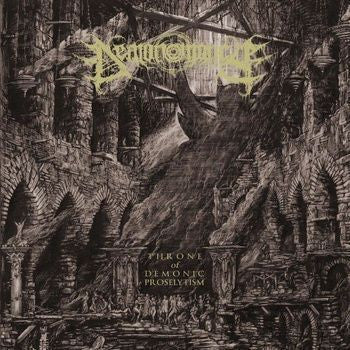 Demonomancy (Ita) - Throne of Demonic Proselytism CD