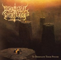 Diabolical Sacrilege (US) - To Dominate their Psyche CD