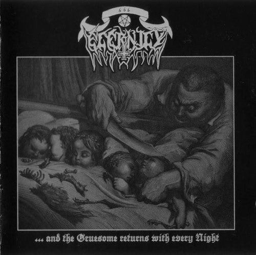 Eternity (Ger) - And the Gruesome Returns with Every Night CD