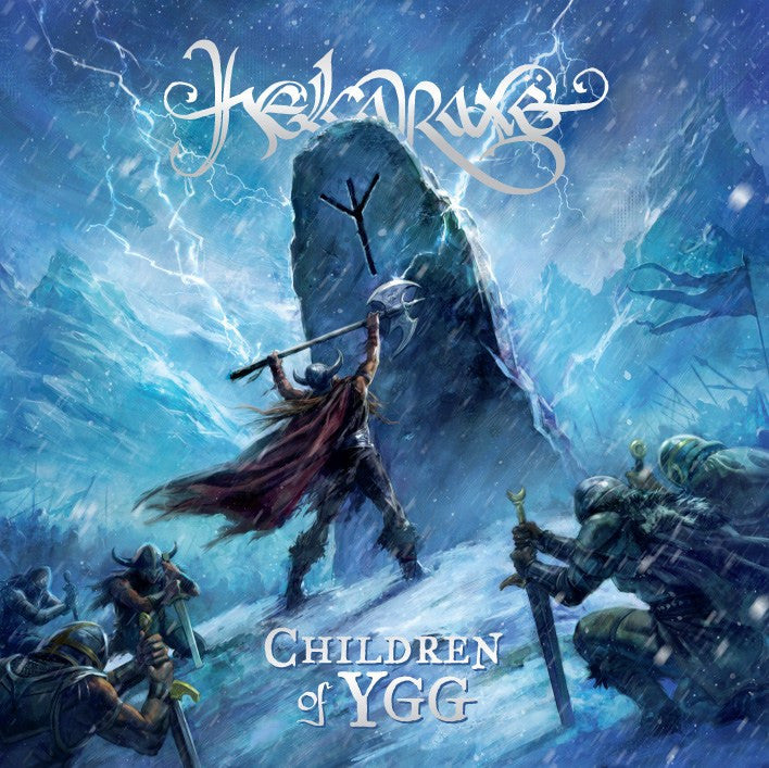 Helcaraxe (US) - Children of Ygg CD