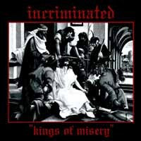 Incriminated (Fin) - Kings of Misery CD