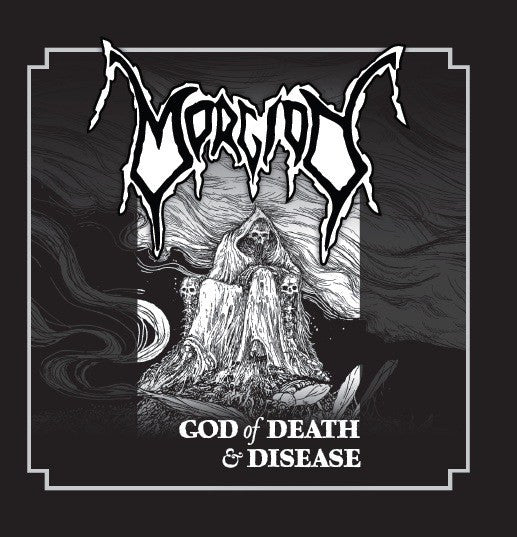 Morgion (US) - God of Death & Disease CD