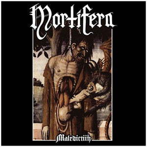 Mortifera (Fra) - Maledictiih Digipak CD