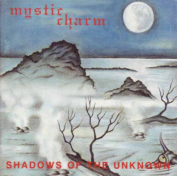 Mystic Charm (Neth) – Shadows of the Unknown CD