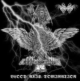 Nechbeyth (Sing) – Blood. Axis. Domination LP