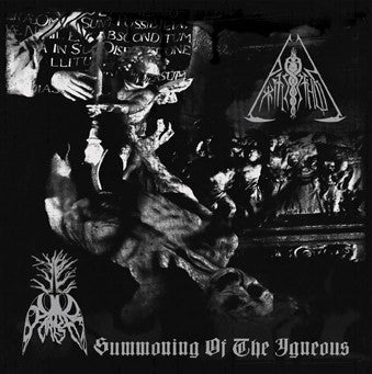 Ophidian Forest/Pyrifleyethon (Gre) - Summoning the Igneous Split CD