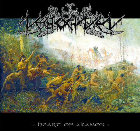 Nechochwen - Heart of Akamon CD