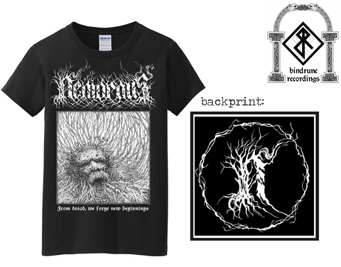 Nemorous - From Dread, We Forge New Beginnings Shirt Design Pre-Order