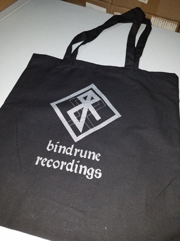 Bindrune Recordings Tote Bag