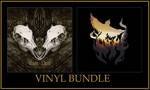 Panopticon and Canis Dirus LP Bundle (Pre-Order)