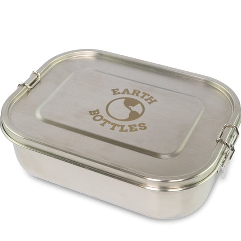 1.4 Litre Stainless Steel Lunch Box - LOW IN STOCK