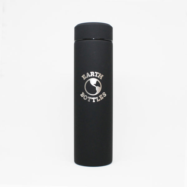 Earth Bottles -Tea Totty - 500ml stainless steel tea thermos
