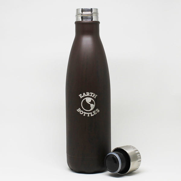 Earth Bottle Faux Timber - Ebony SALE!!