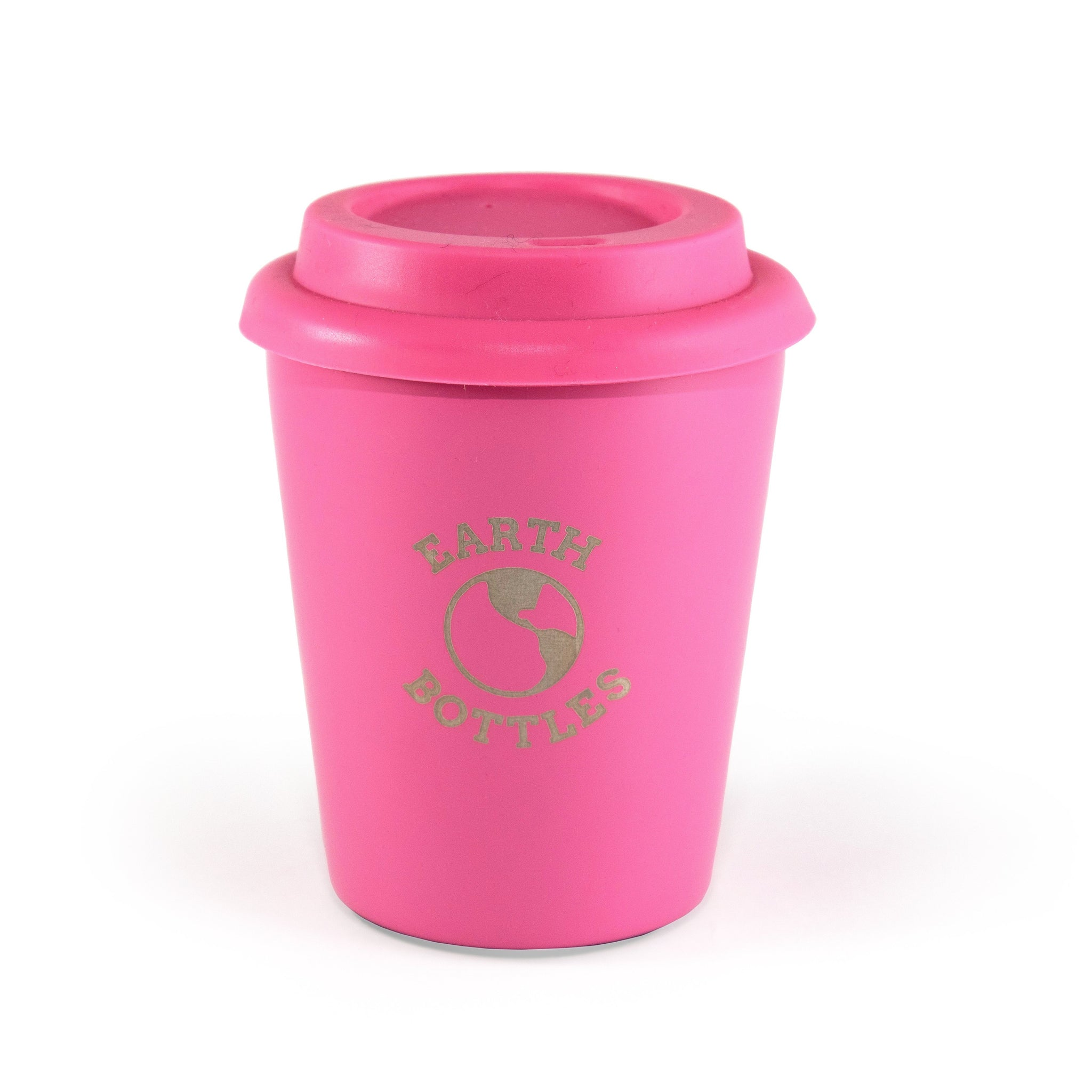 Coffee Nut 10oz Travel Cup - Pink