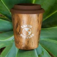 Coffee Nut 10oz Travel Cup - Pale Timber - PRE ORDER