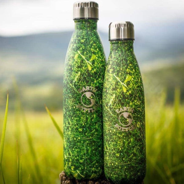 Earth Bottle Forest Green - SALE!!