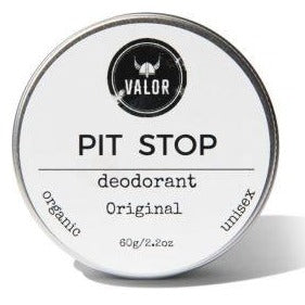 Shave with Valor Pitstop Deodorant - Original