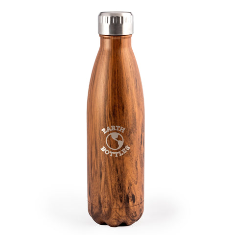 Earth Bottle Faux Timber - Pale - SALE 20% off